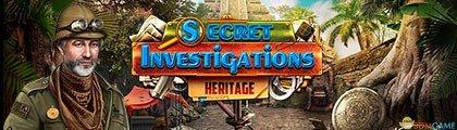 秘密调查:遗产最新硬盘版
