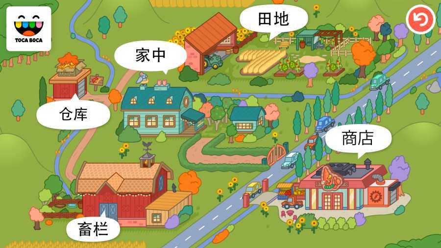 爱乐彩,托卡生活农场