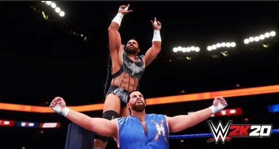 WWE 2K截图
