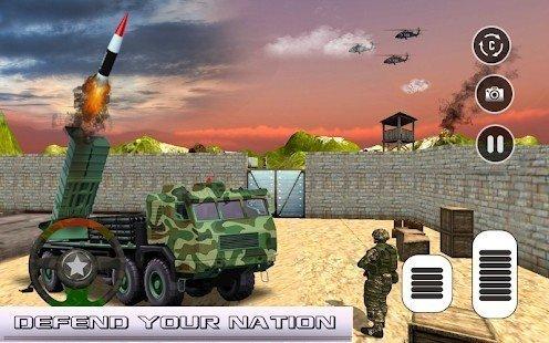 侵略者导弹战争