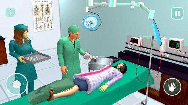 鲤鱼解说医院模拟器