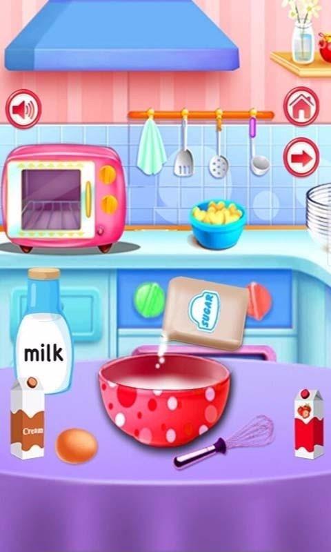 蛋糕制作工厂app下载-蛋糕制作工厂软件下载