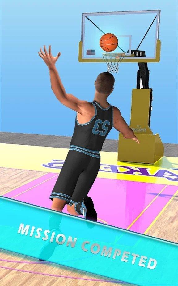 篮球狂热之星