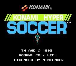 柯那米超级足球