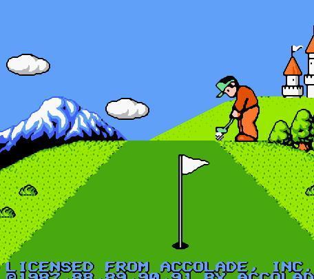 迷你高尔夫