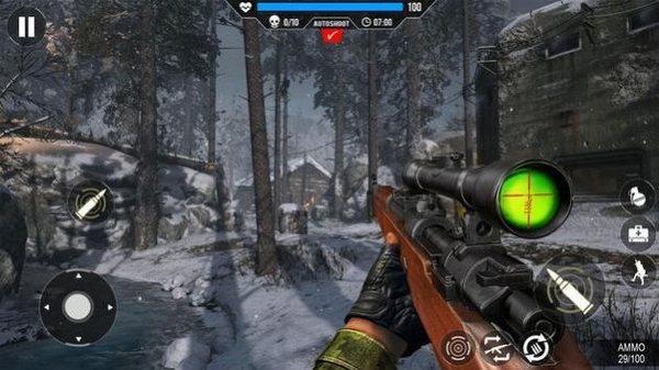陆军突击队狩猎生存游戏下载-陆军突击队狩猎生存安卓版下载