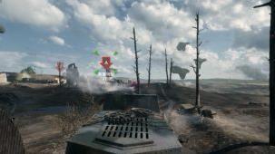 战地1坦克侦查玩法技巧分享