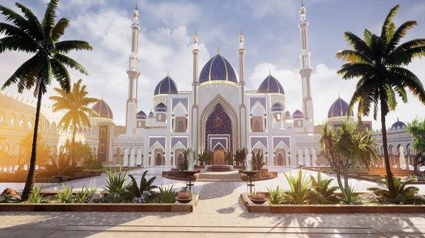 阿拉伯宫殿建造者