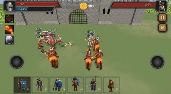 中世纪圣地战争游戏下载-中世纪圣地战争手机版下载
