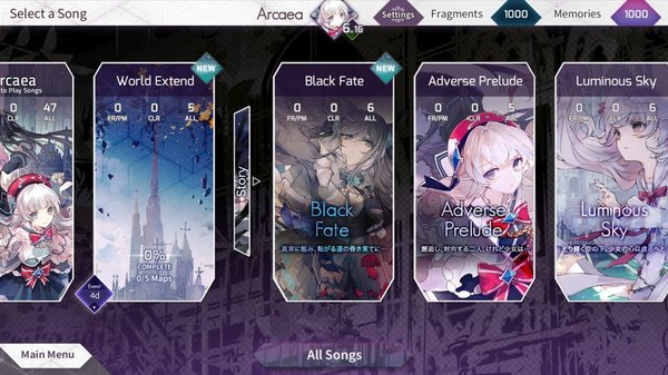 Arcaea手游官方版下载-Arcaea游戏安卓版下载