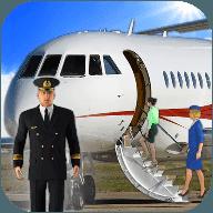 模拟飞机驾驶器