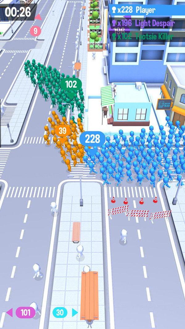 拥挤城市3(3D)游戏下载-拥挤城市3免费安卓版下载