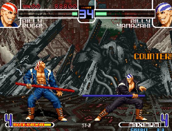 拳皇2002魔幻二下载-拳皇2002魔幻二街机版下载