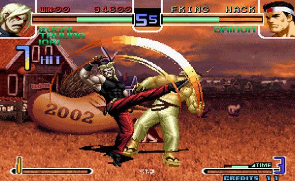 拳皇2002魔幻二手机版下载-拳皇2002魔幻二全人物手机版下载
