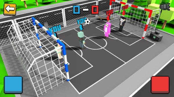 像素街头足球游戏下载-像素街头足球最新版下载