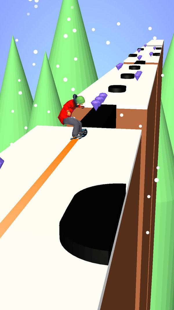 单板滑雪游戏下载-单板滑雪最新版下载