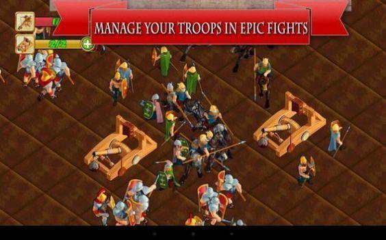 凯撒帝国战争游戏下载-凯撒帝国战争中文版下载