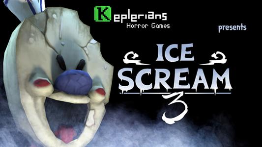 恐怖冰淇淋3开挂版