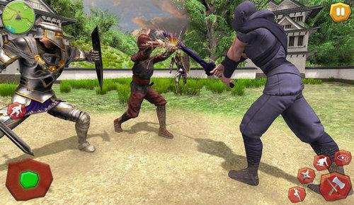 真实忍者模拟器中文版下载-真实忍者模拟器中文版手机下载