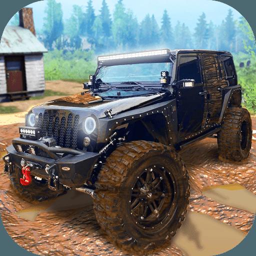 泥泞越野卡车模拟器