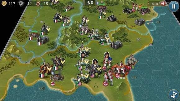欧陆战争61914神将破解版下载-欧陆战争61914神将破解版游戏下载