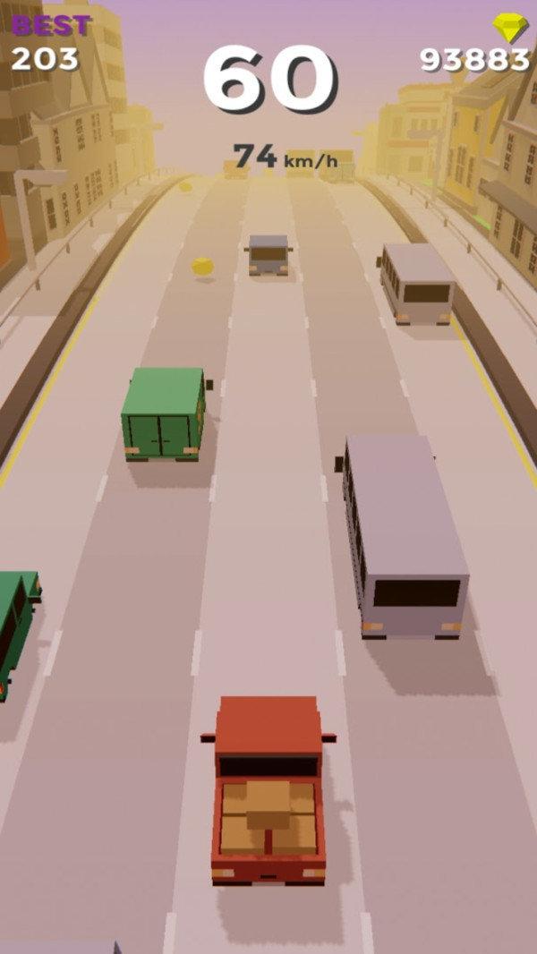 疯狂的交通汽车游戏下载-疯狂的交通汽车游戏手机版下载