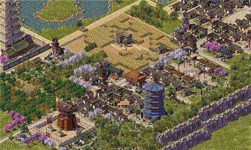 我的城市和军队破解版