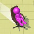 办公椅竞赛游戏