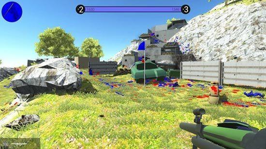 战地模拟器破解版武器全解锁下载-战地模拟器破解版下载(内置修改器)