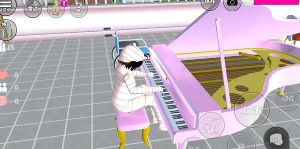 樱花校园模拟器万圣节汉化版下载-樱花校园模拟器万圣节汉化版游戏下载