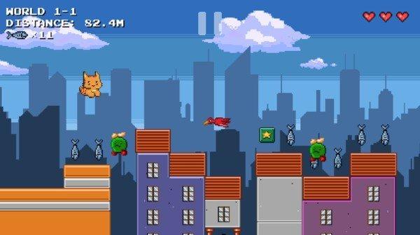 像素猫冒险游戏下载-像素猫冒险游戏中文版下载