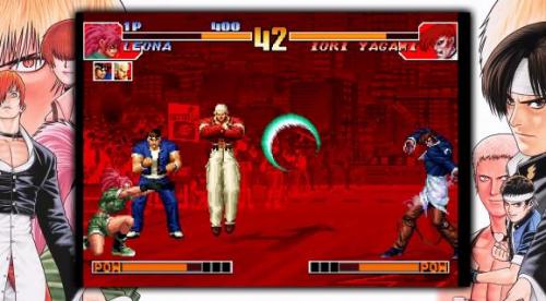 拳皇97手机版(出招表)游戏下载-拳皇97手机版单机破解版下载