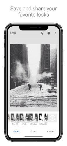 最新Snapseed中文版下载-Snapseed手机修图软件免费版中文版下载