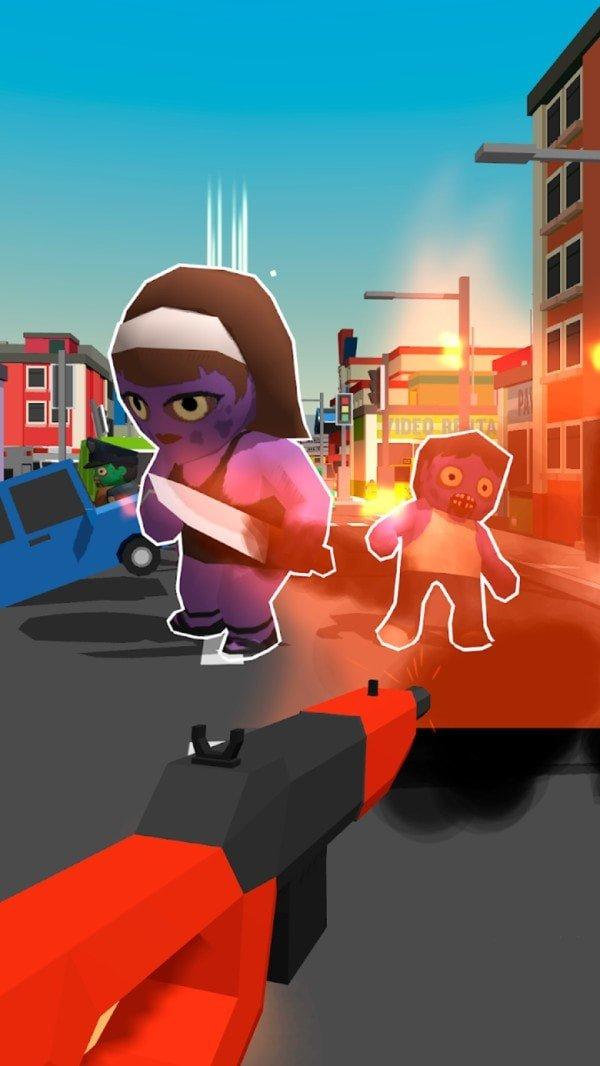 进击的像素僵尸游戏下载-进击的像素僵尸手机版下载