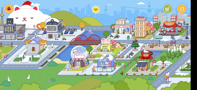 米加小镇世界破解版完整版最新版