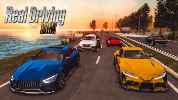 真实汽车模拟驾驶破解版下载-真实汽车模拟驾驶破解版无限金币下载