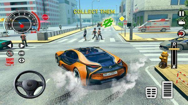 赛车模拟器破解版最新版游戏下载-赛车模拟器破解版中文版安卓下载