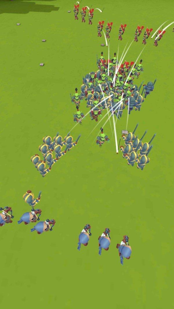 人类军团冲突安卓版游戏下载-人类军团冲突官方版游戏下载