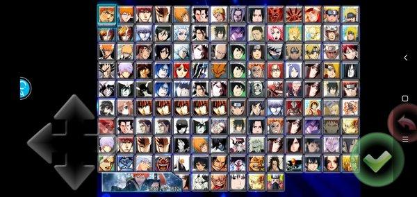 死神vs火影6.1满人物版下载-死神vs火影6.1满人物版破解版下载