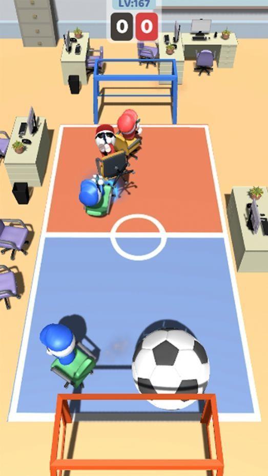 转椅足球游戏下载-转椅足球手游v1.0下载