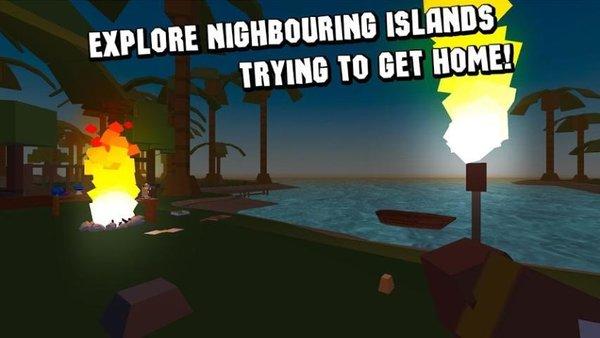 像素孤岛求生游戏下载-像素孤岛求生游戏汉化版下载