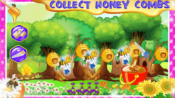 蜂蜜工厂甜品店