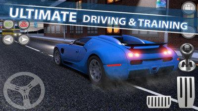 驾驶学校模拟器破解版无限金币版下载-驾驶学校模拟器无限金币版下载