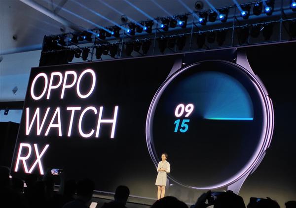 OPPO Watch RX公布,OPPO Watch RX参数配置