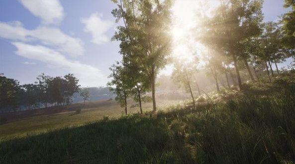 荒野求生模拟器游戏下载-荒野求生模拟器游戏汉化版下载