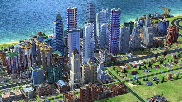 模拟城市无限金币绿钞破解版-模拟城市无限金币绿钞破解版安卓版