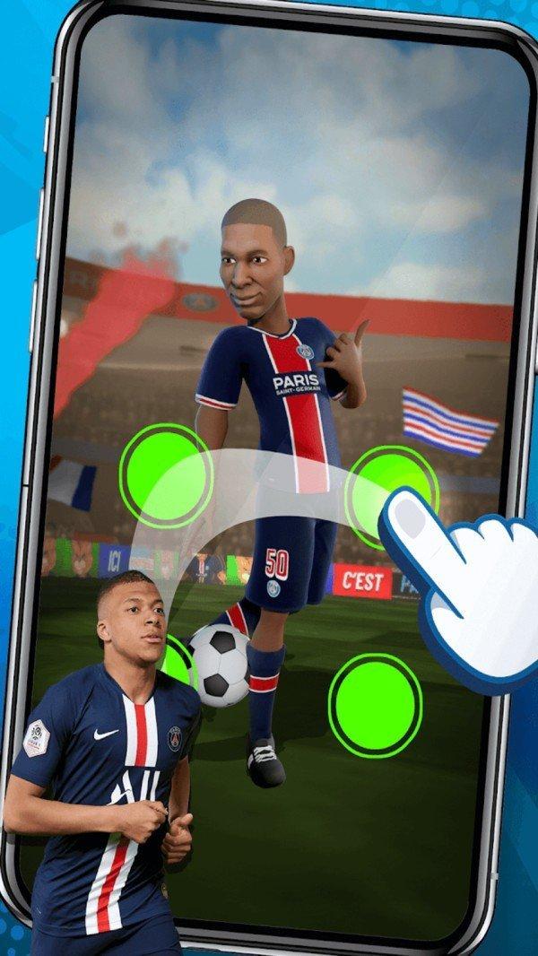 大巴黎足球手游下载-大巴黎足球安卓版下载