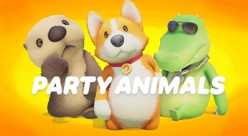 与动物派对相似的游戏