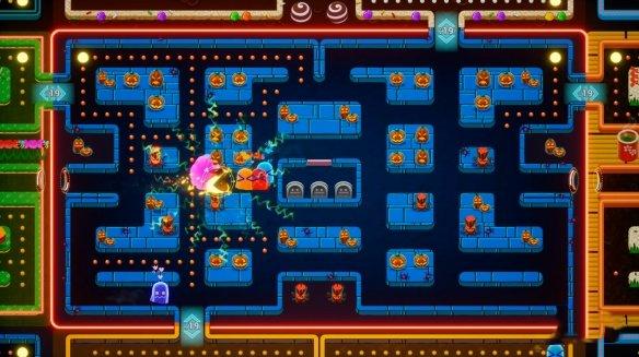 吃豆人超级隧道大战手机版游戏下载-吃豆人超级隧道大战单机版游戏下载