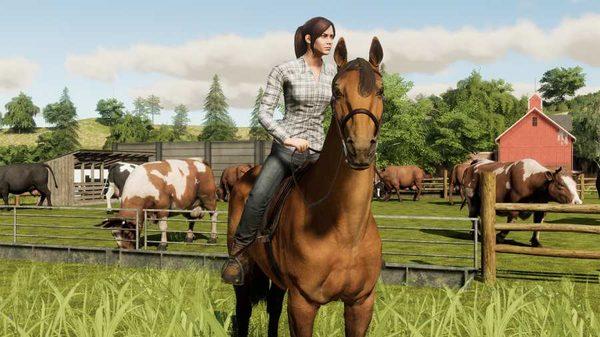 模拟农场19手机版破解版游戏下载-模拟农场19手机中文版游戏下载